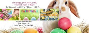 Boomers EGGstravaganza Adoption Event